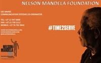 Mandela Day 2014 public service announcement