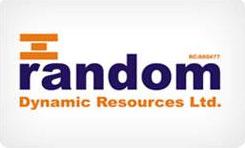 Random Dynamic Resources