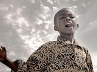 Tebs films 'Lebo the Great' for KidneyBeanz