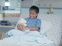 M&C Saatchi Abel helps #GiveChildhoodBack to Africa's youngest patients
