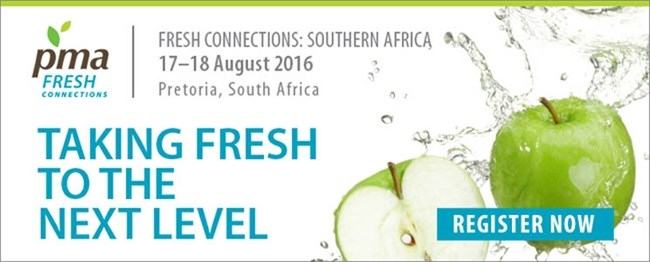 Fresh Connections: Southern Africa Conference & Expo 2016
