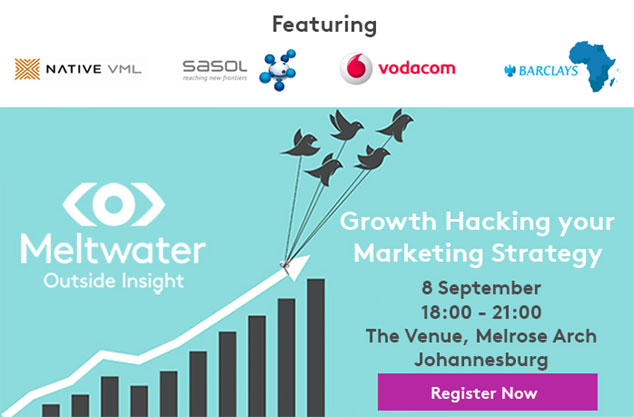 Meltwater Outside Insight - Growth Hacking your Marketing Strategy