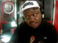 Skhumba on 180 With Bob - 28 October 2016