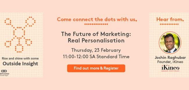 Meltwater Webinar: Marketing Personalisation 2.0 - Growing Brand Communities