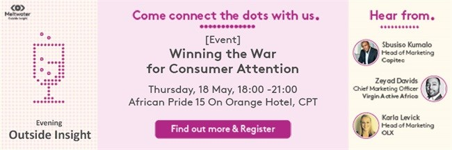Meltwater Outside Insight: Winning the War for Consumer Attention