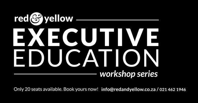 Red & Yellow Executive Education Series - Strategic Decision Making with Wayne Borchardt