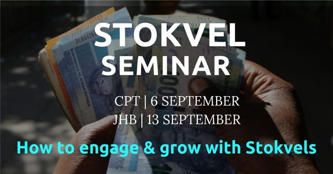 How to engage and grow with STOKVELS