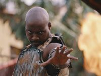 Meet Tinqoh - Lebogang Rasethaba's new superhero for Brothers For Life