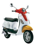 Art Vespa winner no chicken
