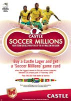 Castle Lager offers fans a winning chance to back Bafana