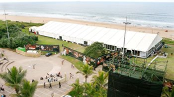 Oasys includes Durban's beachfront in the city's Fashion Week catwalk
