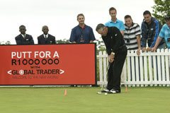 Exceptional results par for the course as thirtyfour, Global Trader Putt for a Million