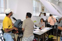 Bollywood film shot at 34 offices in Cape Town