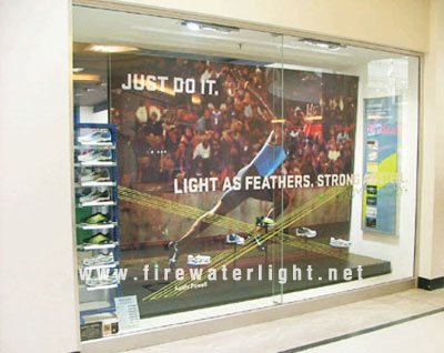 "Nike Lab campaign ""Light as a Feather, Strong as Steel"" launched using Lytec EL Wire"