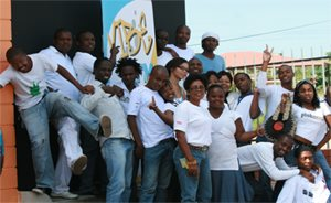 The MDDA congratulates Vibe FM, in KwaMashu, on going on air!