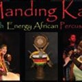 Manding Kan rocks the Lodge