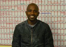 Sihle Zulu, Oasys Project Manager