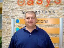 Kevin Hughes, chief operating officer of Oasys Electrical - GL events Oasys
