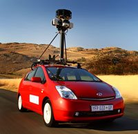 Google SA launches Street View