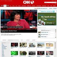 New CNN website launches
