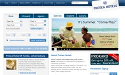 Protea website gets a facelift