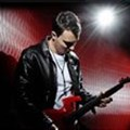 Jesse Clegg rocks out at Kirstenbosch