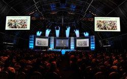 Gearhouse SA supplies 2010 Oriflame Diamond Conference - Gearhouse SA