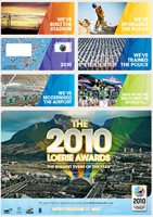 2010 Loeries direct mailer full page