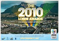 2010 Loeries direct mailer half page