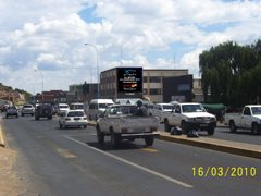 Movies move into Maseru