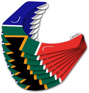 SA-branded Hoodzpeaks for World Cup 2010 - Right Stuff