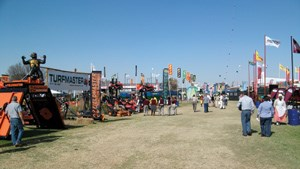 2010 bumper crop for NAMPO - GL events Oasys