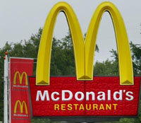 McDonald's to open restaurants in Zimbabwe
