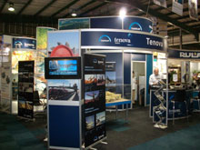 Solutions and innovations at Electra Mining 2010