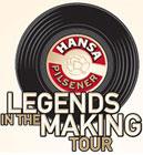 Hansa Pilsener brings landmark music tour, powered by 34