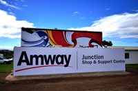 Containerising Amway
