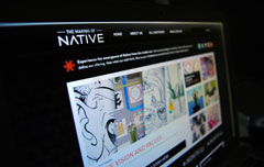 "NATIVE goes inside out with ""The making of Native"""