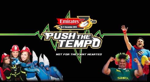 34Sport push the tempo