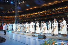 The Universal Church choir - Universal Church of the Kingdom of God