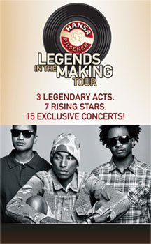 34 gears up for 'Hansa Legends in the Making' finale with N*E*R*D