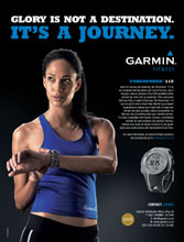 Garmin Fitness achieves glory - with a 30% increase in sales
