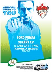 34Sport brings rugby to YOU at the Vodacom Cup!