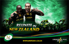 Uniting and reuniting - it's what SARU and 34Sport do best!