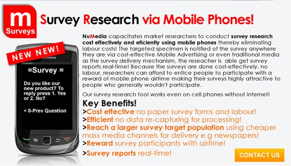 mobile phones + research papers