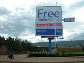 Billboards go wireless!