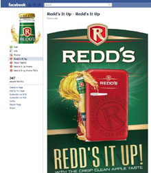 34 launches new 'Redd's It Up!' retail campaign for SAB