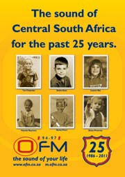 OFM's 25th birthday tour to end three months of celebration