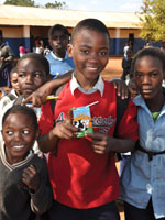 Milk for Schools pilot programme launches in Zambia