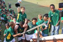 Springbok fans unite on Bokday!