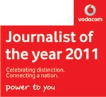 More Vodacom Journalist of the Year regional winners